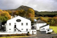 A photo of the Dumgoyne Whisky Distillery