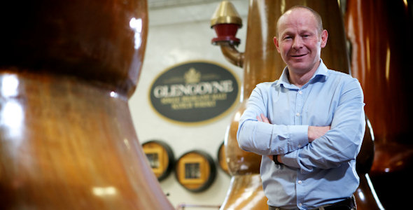 Glengoyne Master Distiller | Robbie Hughes | Planet Whiskies Questions and Answers