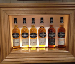 The core range of Glengoyne Malts