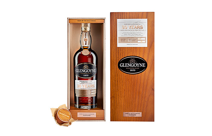 Glengoyne Distillery announces return of 30 Year Old Highland Single Malt