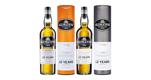 A new look for Glengoyne Distillery range: New look for two poplar Expressions