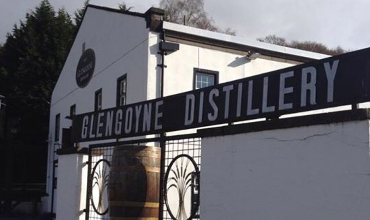 Planet Whiskies tour of The Glengoyne Distillery