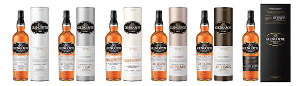 New Glengoyne malt collection