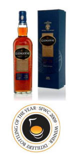 GOLD for Glengoyne – second year in a row - 20th November, 2009 - Scottish Field Award 2009