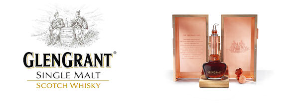Glen Grant launches exclusive 50 Year Old Whisky - The Time has Come