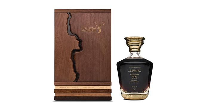 The Glenlivet 1940 Private Collection 70 Year Old Single Malt Whisky