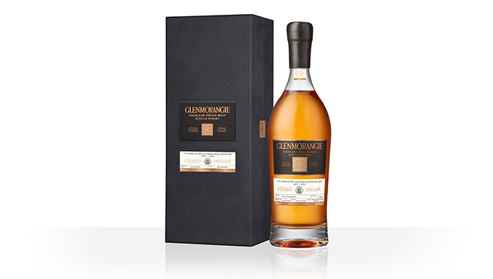 Glenmorangie marks 175 years of exceptional whisky creation with rare single-cask release