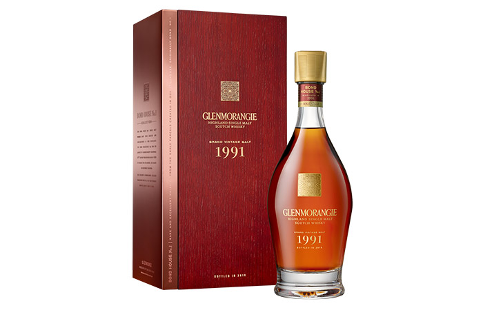 New Whisky Release: Glenmorangie's vintage collection reveals a whisky of implausible harmony