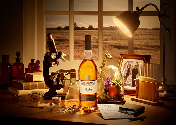 Glenmorangie unveils its first whisky created using wild yeast to mark tenth anniversary of Private Edition Series