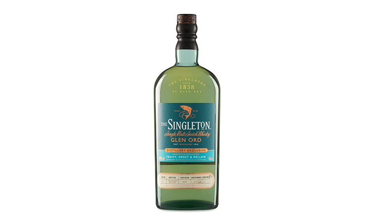 The Singleton Of Glen Ord Launches Its First Ever Limited Edition Distillery Exclusive Bottling