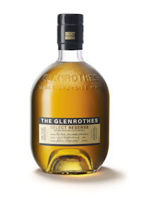 The Glenrothes Select Reserve single malt whisky, distributed by Maxxium UK