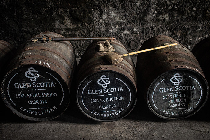 Glen Scotia Distillery's push reaches UK parliament to position Campbeltown as the whiskiest place in the world