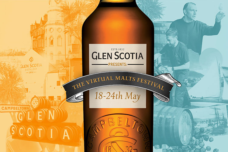 Glen Scotia launches the first ever online Campbeltown Malts Festival experience