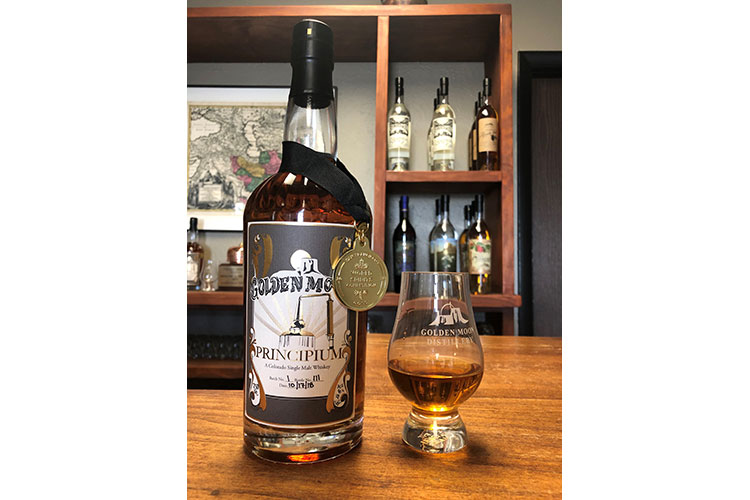 Golden Moon Distillery Launches Two New Single Malt Whiskies in Colorado and New York