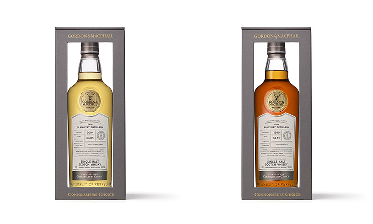 Gordon & MacPhail Reveals Unique Single Malts For Christmas: Malts from Old Pulteney and Glenlivet