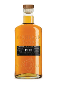 Highland Park 1973 bottle