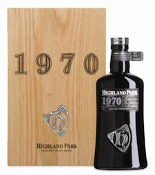 Highland Park launches third bottling from the Orcadian Vintage Series - 1970