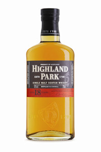 Highland Park 18 year old has become the first Scotch whisky to be inducted into The Spirit Journal Hall of Fame.