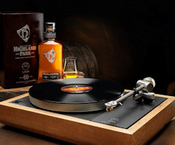 Highland Park pairs whisky with music - 23rd September, 2013