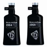 Highland Park releases 1964 and 1968 premium editions