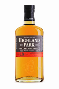 Highland Park hailed as number one scotch