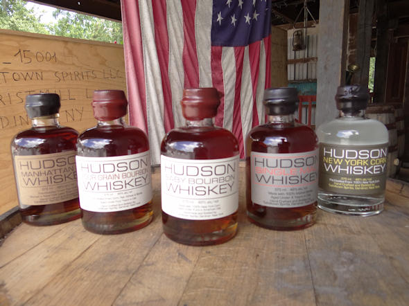 Hudson Whiskey Range