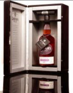 Ian Maclead Distillers Launch Rare Single Malt - A bottle of Chieftain's 40 Year Old Springbank