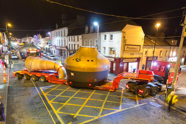 Irish Distillers to invest €10m in production capacity at Midleton Distillery. New still coming to the distillery :: 19th January, 2017