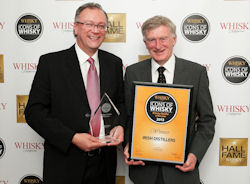 Irish Distillers Sweeps the Board at Whisky Awards - 25th March, 2013