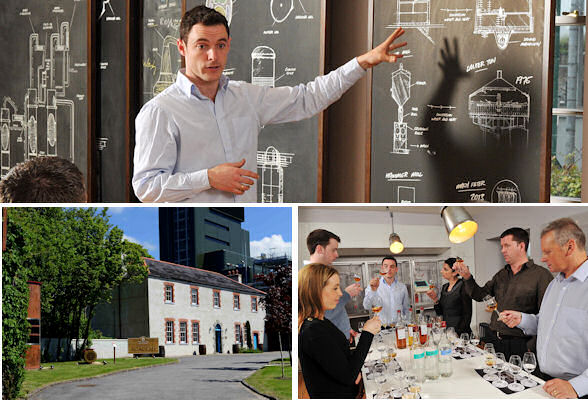 Irish Distillers Welcomes The Public To The Irish Whiskey Academy - 4th October, 2014