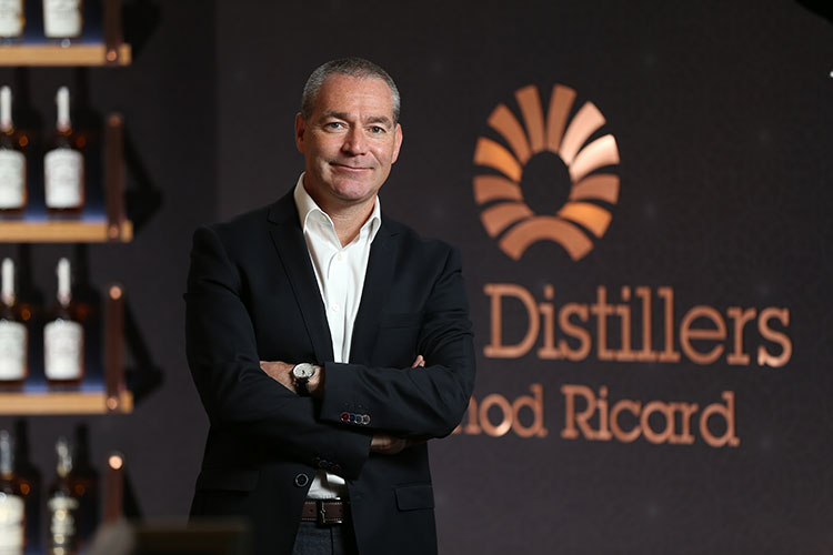 Brendan Buckley (Irish Distillers) Joins The Whisky Magazine Hall Of Fame