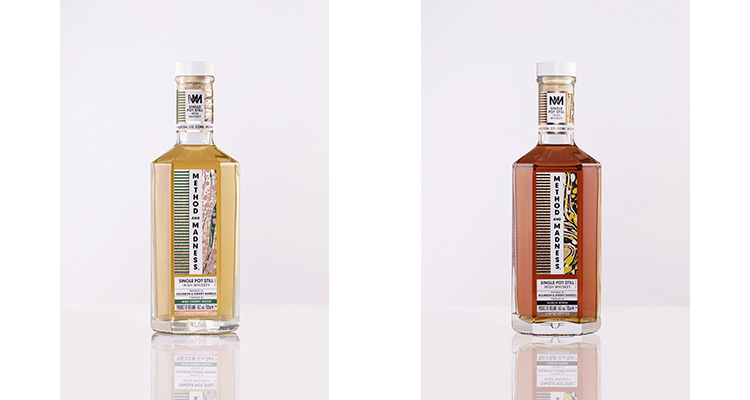 Irish Distillers: Two new and experimental Irish whiskeys within method and madness range