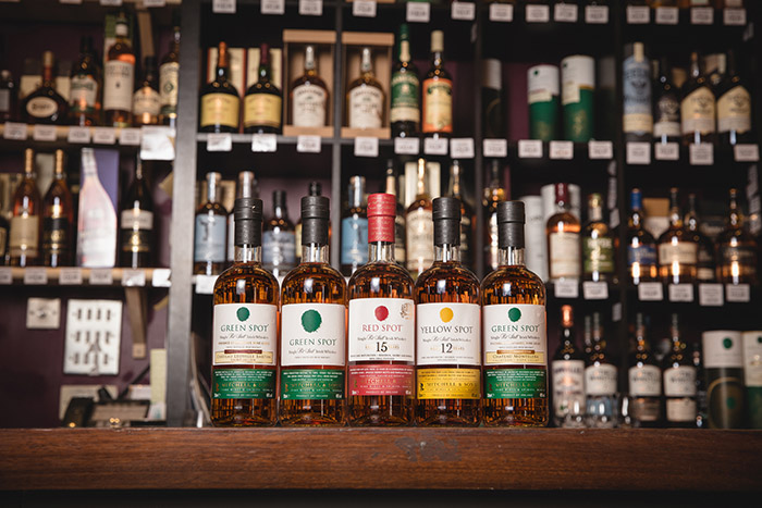Dublin Whiskey Bonding Tradition Is Honoured With New Red Spot Irish Whiskey Launch
