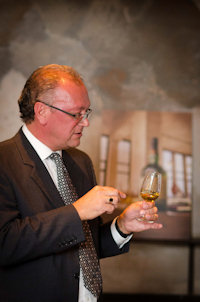 Redbreast Master Blender Billy Leighton