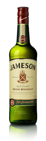 Jameson Original an impressive 95/100 points - Whisky Bible 2014