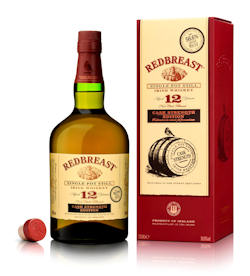 Red Breast 12 Year Old - Jim Murray's Whisky Bible