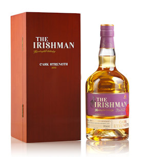 The Irishman's 1st Vintage Release Since Their Partnership With Illva - 4th December, 2013