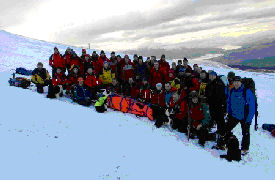 Scottish Mountain Rescue Charity