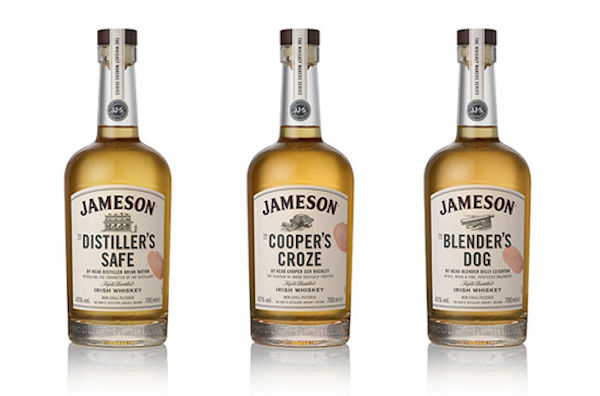 Jameson :: The Whiskey Makers Series