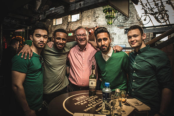 St Patrick's Day: Jameson Leads Global Celebrations With Its Version Of The Perfect Irish Coffee :: 22nd March, 2016