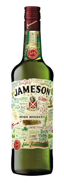 Irish Whiskey Cheer Continues As Jameson Reveals New Limited Edition For St. Patrick's Day- 7th Feb, 2014