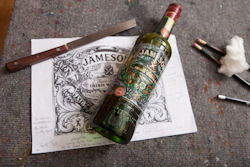 Jameson St Patricks Day 2013 Limited Edition Bottle