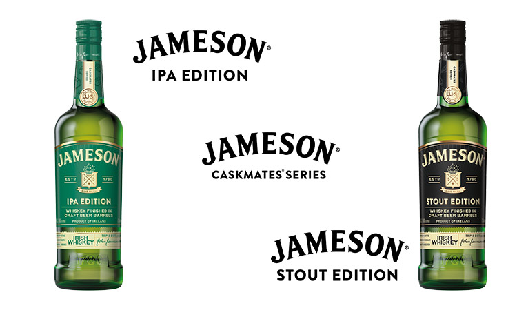 Irish Distillers: New Packaging for Jameson Caskmates Series