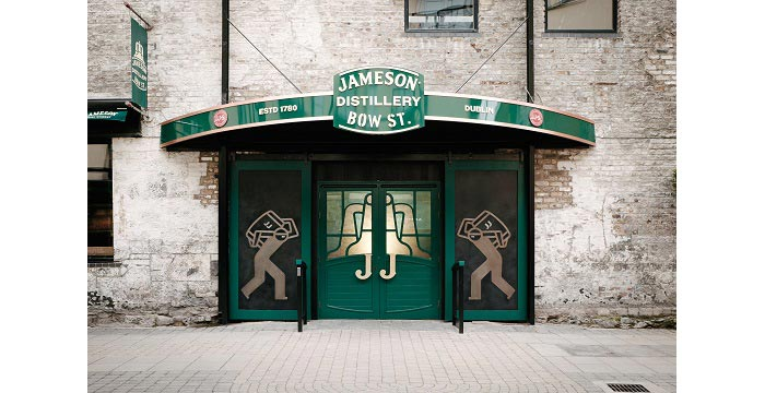 Home of Jameson celebrates its first birthday as most-visited whiskey experience in the world : 9th April, 2018