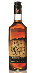 Jim Beam Devil's Cut - Black Apple