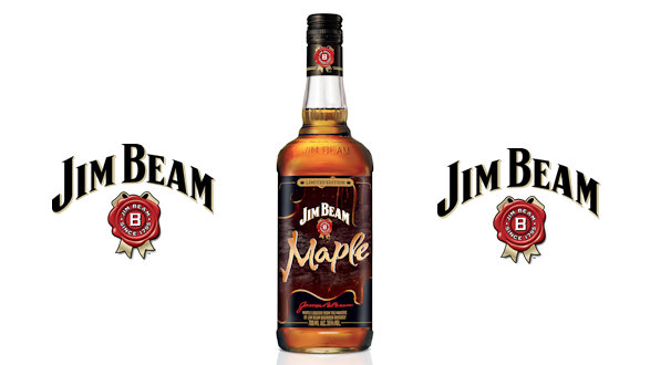 The world's number one bourbon Jim Beam welcomes Maple to the family - 10th July, 2014