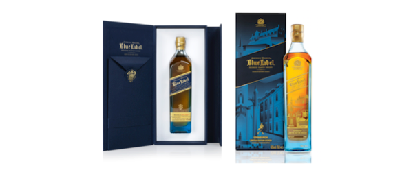 Celebrate Burn's Night with Johnnie Walker Blue Label - an exquisite blend of Scotland's rarest and most exceptional whiskies.