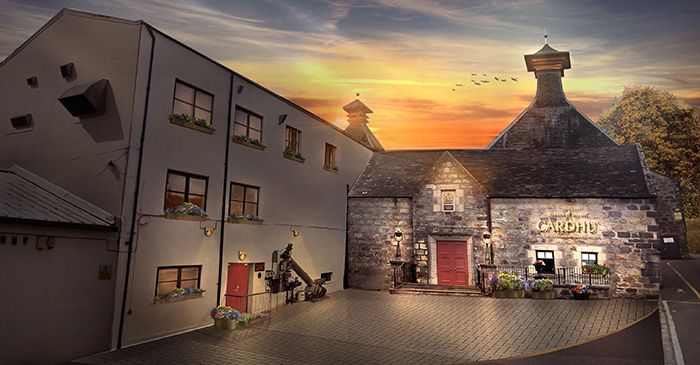 Diageo Latest: Johnnie Walker transformation plans submitted for Cardhu and Clynelish