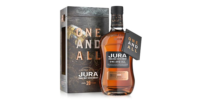 Jura Celebrates Island Community With One And All Release: 1st September, 2017