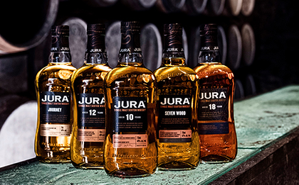 Jura Whisky Launches New Signature Series: 5th March, 2018: 5th March, 2018